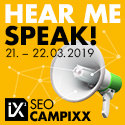 Hear me Speak Banner 2019