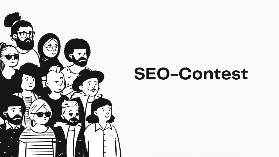 SEO Contest Symbolbild